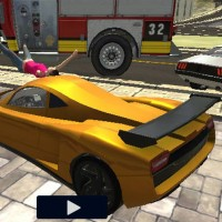 Splatped Evo: 3D Car Game